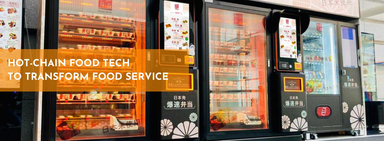 Wada Bento Hot-chain FoodTech